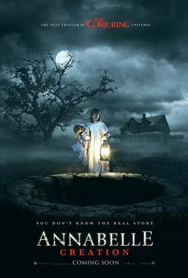 ANNABELLE : CREATION - ANNABELLE : CREATION